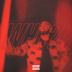 WHO?! cover art