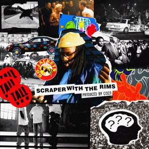 Scraper with the Rims