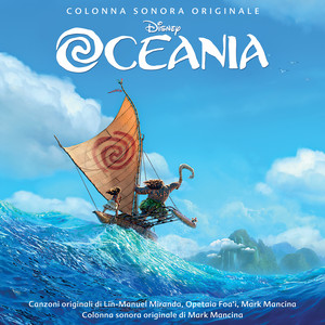 Oceania (Colonna Sonora Originale) album