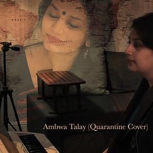 Ambwa Talay Quarantine Cover
