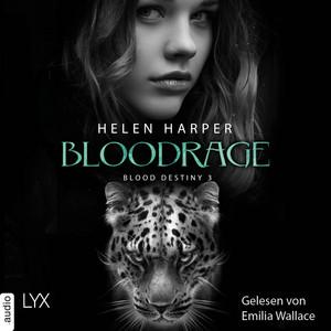 Bloodrage - Blood Destiny - Mackenzie-Smith-Serie 3 (Ungekürzt) Audiobook