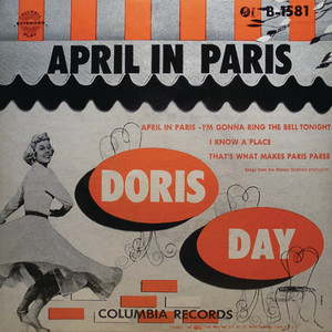 April In Paris (Expanded Edition) album