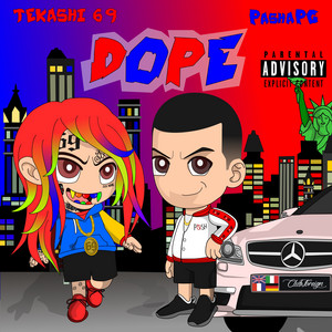 Dope cover art