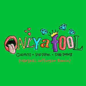 Only A Fool  [Marshall Jefferson Remix] cover art