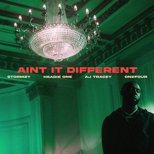 Ain't It Different cover art