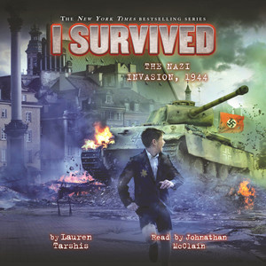 I Survived the Nazi Invasion, 1944 - I Survived 9 (Unabridged) Audiobook