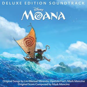 Moana (Original Motion Picture Soundtrack/Deluxe Edition) album