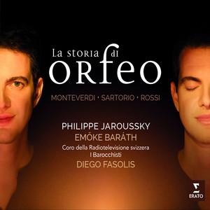 "Rossi: L'Orfeo, Act 1: ""Deh, più lucente"" (Chorus) cover art"