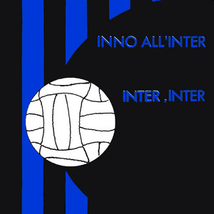 Forza Inter by Adriano Valle