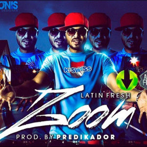 Latin Fresh – Zoom Zoom (Studio Acapella)