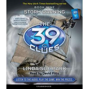 Storm Warning - The 39 Clues, Book 9 (Unabridged) Livre audio téléchargement gratuit