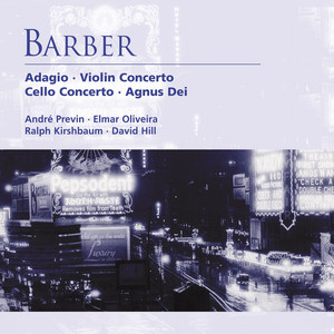 """Barber: Agnus Dei (After """"Adagio for Strings, Op. 11a"""")"""
