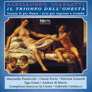 Il trionfo dell'Onestà: No. 23, Agl'abbracci amor l'invita (Live)