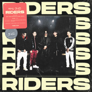 Way Ched, Chin, Uneducated Kid, Jay Park, Tiger JK - RIDERS (Feat. Chin, UNEDUCATED KID, Jay Park & Tiger JK)