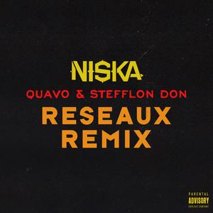 Réseaux - Remix cover art