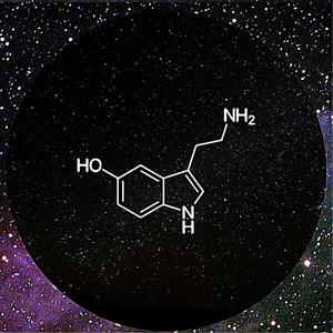 Serotonin cover art