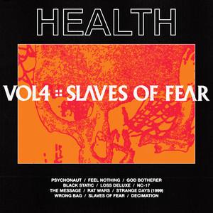 HEALTH – Strange Days (Studio Acapella)