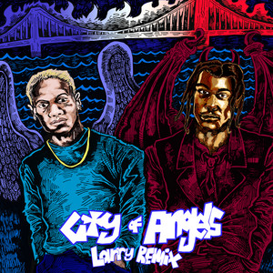 CITY OF ANGELS (feat. Larry) [Larry Remix]