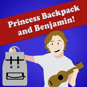 Princess Backpack and Benjamin