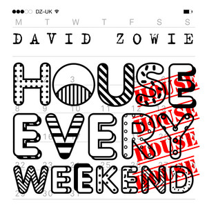 House Every Weekend - Mike Mago Remix cover art