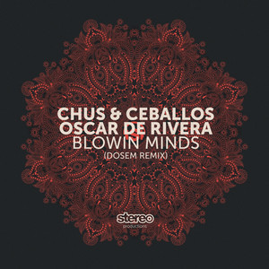 Blowin Minds - Dosem Remix cover art