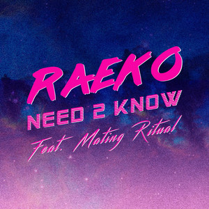 Need 2 Know cover art