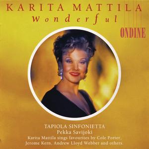 Karita Mattila: Wonderful album