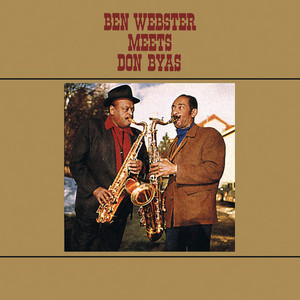 Ben Webster Meets Don Byas album