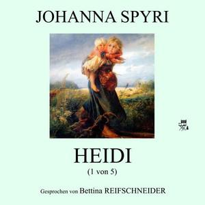 Heidi (1 von 5) Audiobook