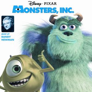 Monsters, Inc. cover art