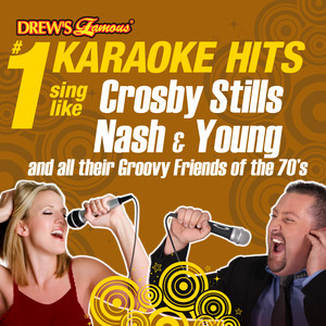 Carry On (As Made Famous By Crosby Stills Nash & Young) by The Karaoke Crew