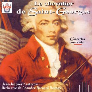 Concerto pour violon No. 9 en sol majeur, Op. 8: Rondeau cover art