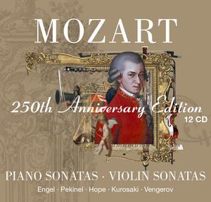 Mozart: Violin Sonata in C Major, K. 296: III. Rondo. Allegro by Wolfgang Amadeus Mozart, Hiro Kurosaki