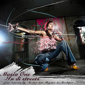 In Di Streets - ill.gates + Meesha Remix cover art