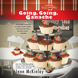 Going, Going, Ganache - A Cupcake Bakery Mystery, Book 5 (Unabridged)