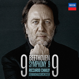 """Symphony No. 9 in D Minor, Op. 125 """"Choral"""": 3. Adagio molto e cantabile by Ludwig van Beethoven, Gewandhausorchester Leipzig, Riccardo Chailly"""