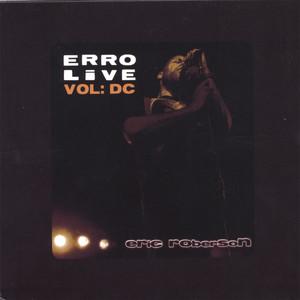 Erro Live Vol: DC; DVD/CD Set (USA - Canada Region)