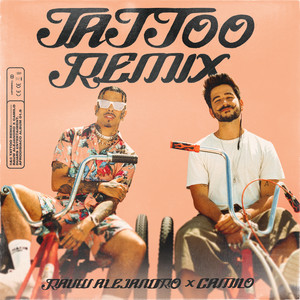 Tattoo - Remix with Camilo cover art