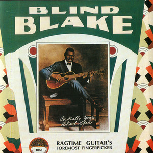 Bad Feeling Blues by Blind Blake