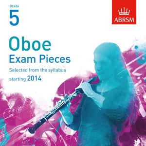 Violin Sonata - Arr. for Oboe and Piano