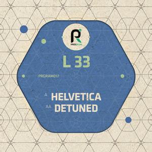Helvetica / Detuned