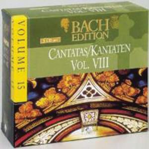 III. Freue Dich, Erlöste Schar BWV 30, For The Feast Of John Baptist, Am Sonntag Cantate, Seconda Parte: Choral (Coro), Freue Dich, Geheiligte Schar cover art