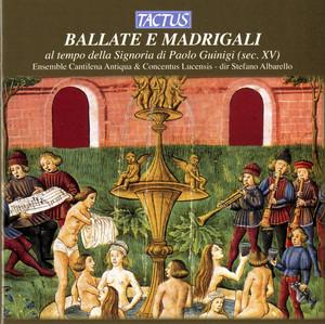 Per quella strada lactea del cielo by Johannes Ciconia, Cantilena Antiqua, Concentus Lucensis, Stefano Albarello