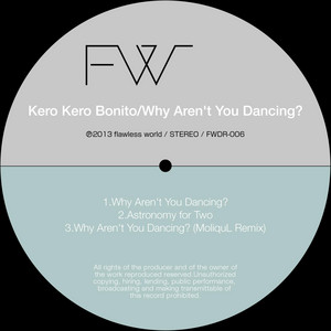 Why Aren't You Dancing? - Single