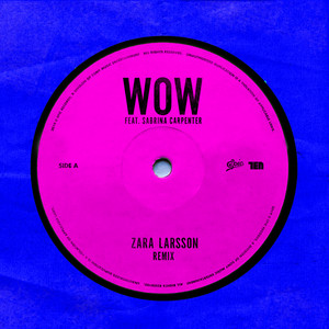 WOW  - Remix cover art