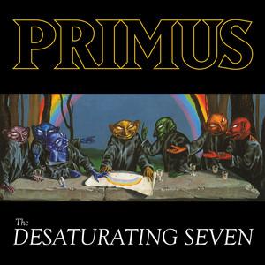 The Desaturating Seven album