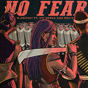 M.anifest, VIC MENSA, Moliy - No Fear