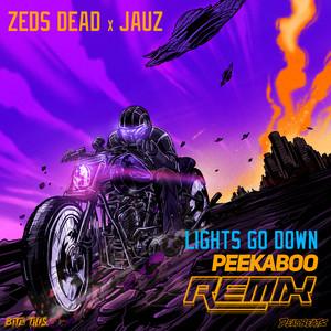 Lights Go Down - Peekaboo Remix cover art