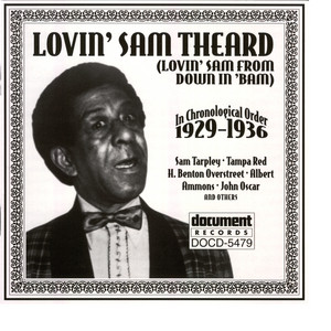 Rubbin' On That Darned Old Thing (Rub That Thing) by Lovin' Sam Theard