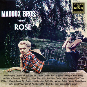 Maddox Brothers And Rose album